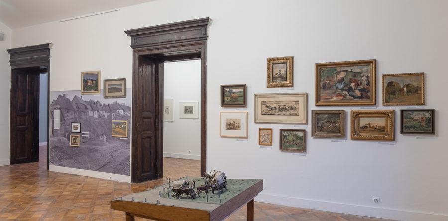 Vypovedaní – Cigáni v slovenskom výtvarnom umení 19. a 20. storočia
