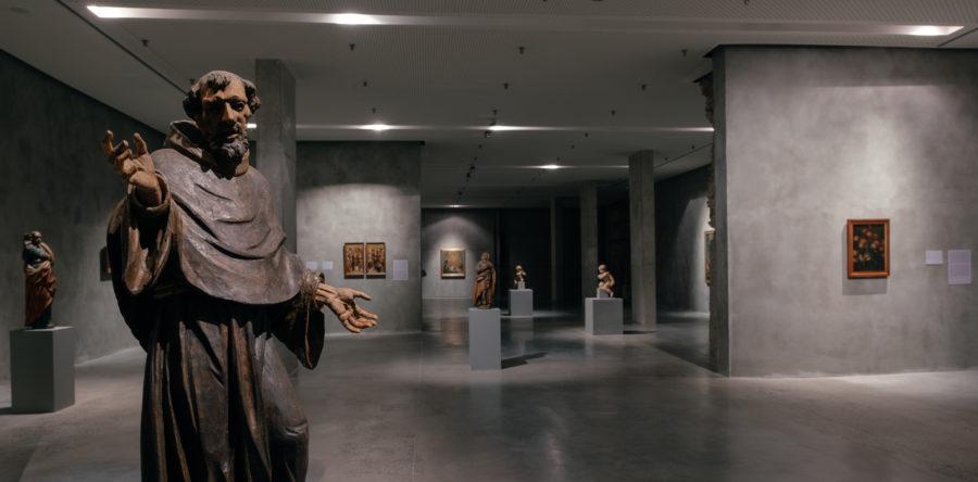 Socha, duch, obraz, svetlo – Príbehy zbierky starého umenia