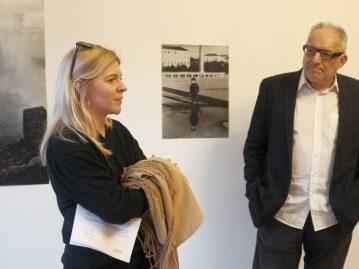 Farewell to the exhibition Katarína Poliačiková – The Fire of Things