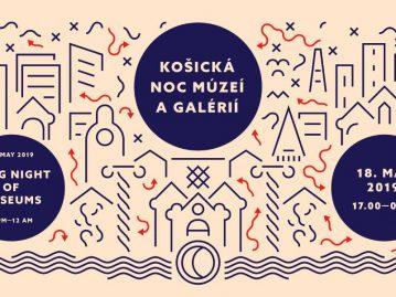 Košická noc múzeí a galérií 2019