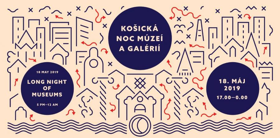 Noc múzeí a galérií 2019