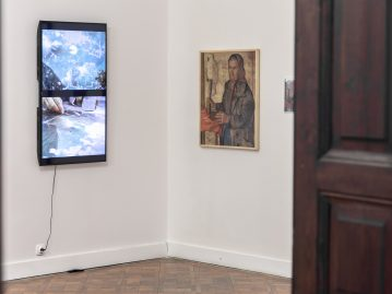 Saved – Restored artworks damaged by fire