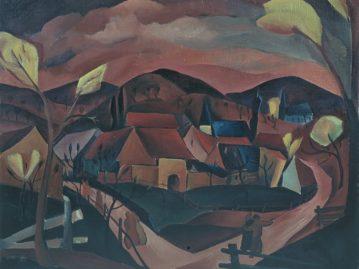 František Foltýn (1891–1976) –  Od košickej moderny k parížskej abstrakcii