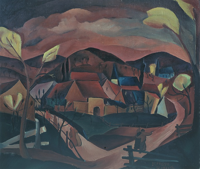 František Foltýn (1891–1976) – From Košice Modernism to Paris Abstraction
