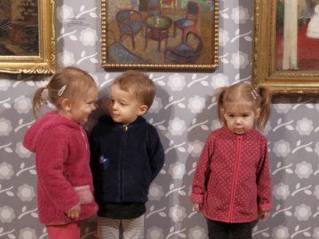 VSG MINI 3 – kreatívny kurz pre najmenších