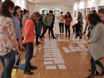 Súčasné trendy v galerijnej pedagogike – Metodický deň 2 vo Východoslovenskej galérii