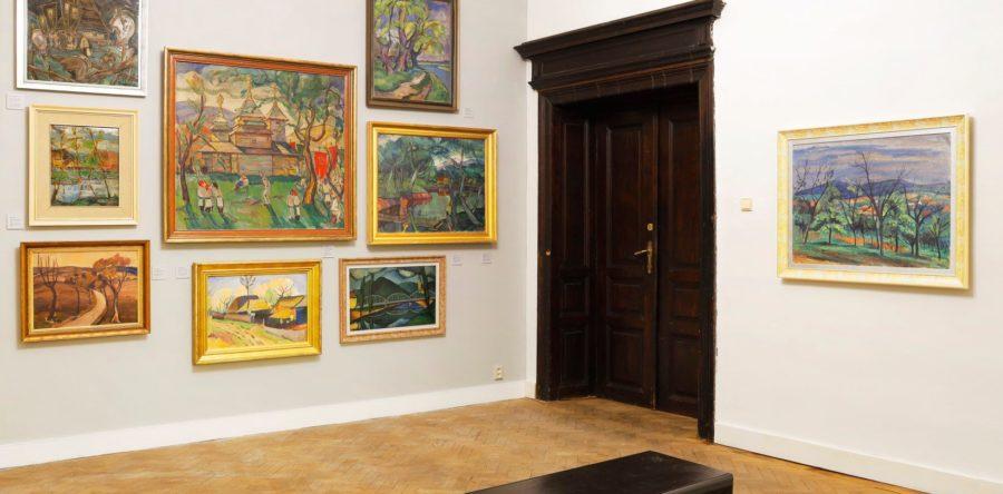 The Art of Subcarpathian Rus 1919 – 1938 / Czechoslovak Footprint