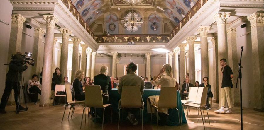 Výstava finalistov COČ 2019, otvorenie