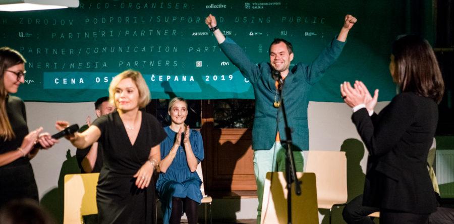 Slávnostný ceremoniál Ceny Oskára Čepana 2019