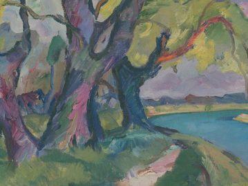 Umenie Podkarpatskej Rusi 1919 – 1938