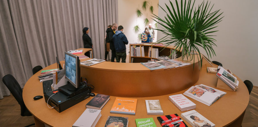Opening of the VSG library