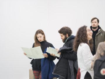 Alex Selmeci a Tomáš Kocka Jusko – Idle Cruising, otvorenie výstavy