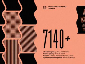 7140+  Nové akvizície v zbierke VSG