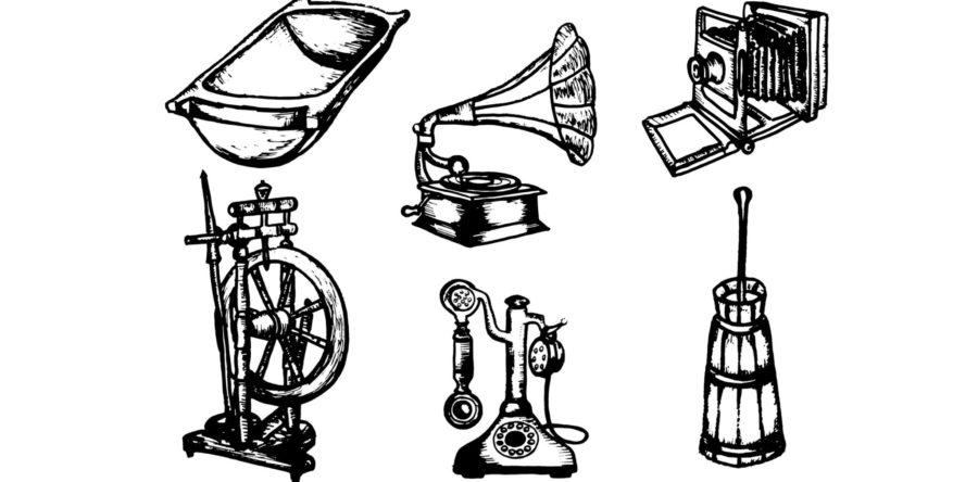 Otestuj sa – predmety z minulosti, poznáš ich?