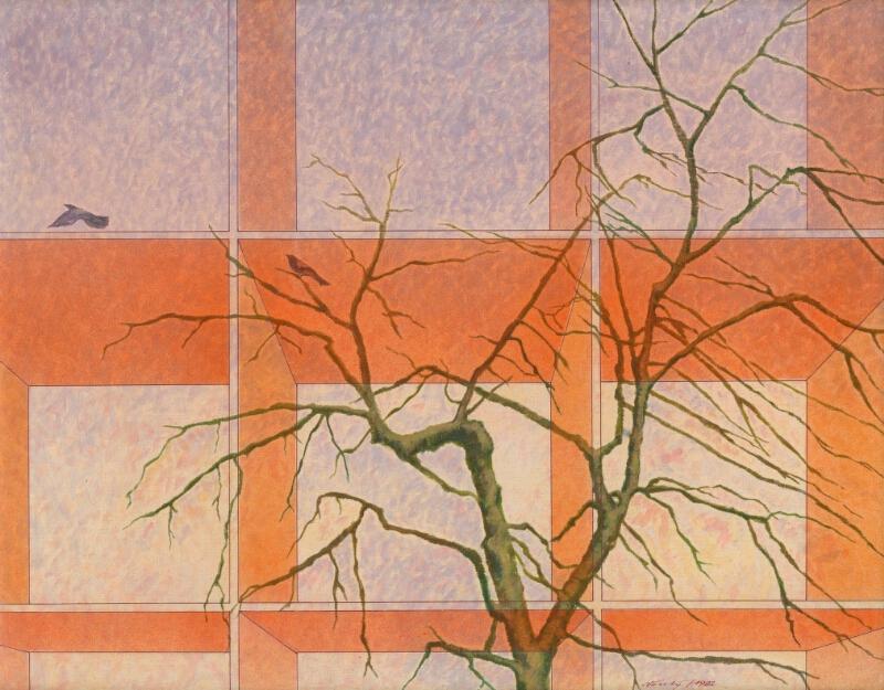 Monografická výstava Františka Veselého