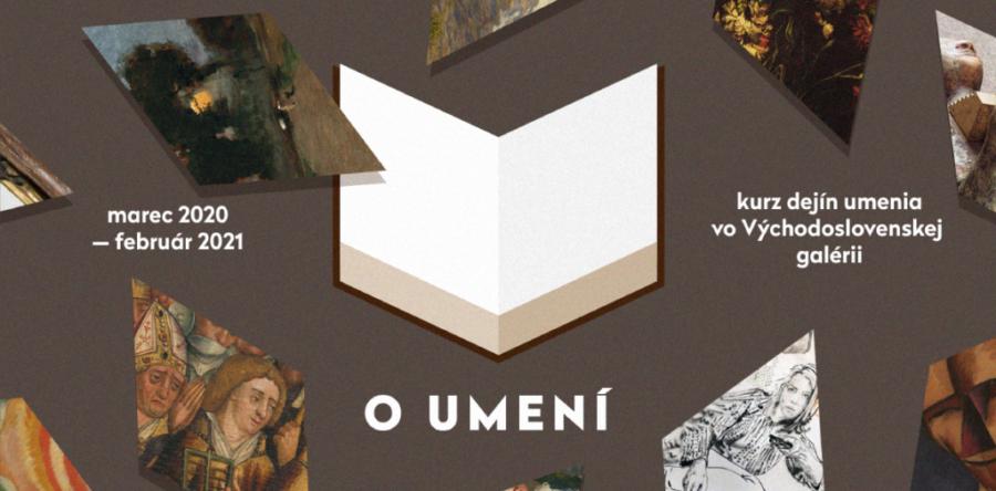 O umení – kurz dejín umenia vo Východoslovenskej galérii