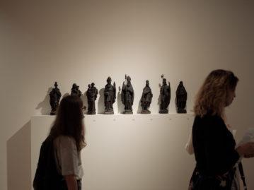 Telo, forma a gesto – sochárstvo v zbierke VSG, otvorenie