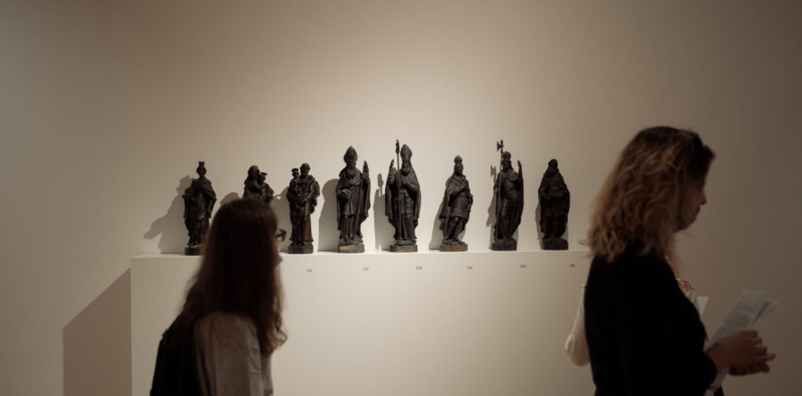 Body, Form and Gesture – Sculpture in the East Slovak Gallery Collection, opening