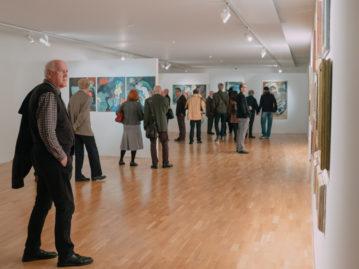 Vincent Hložník – Fights and Testimonies, opening