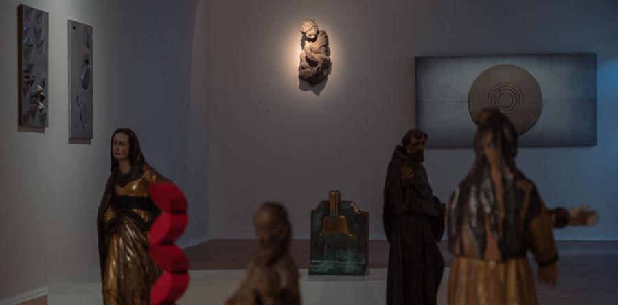 Telo, forma a gesto – sochárstvo v zbierke VSG
