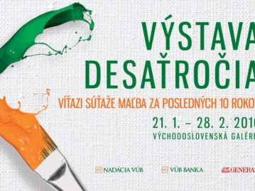 Exhibition of the Decade / winning works from the Painting 2006 – 2015 competition
