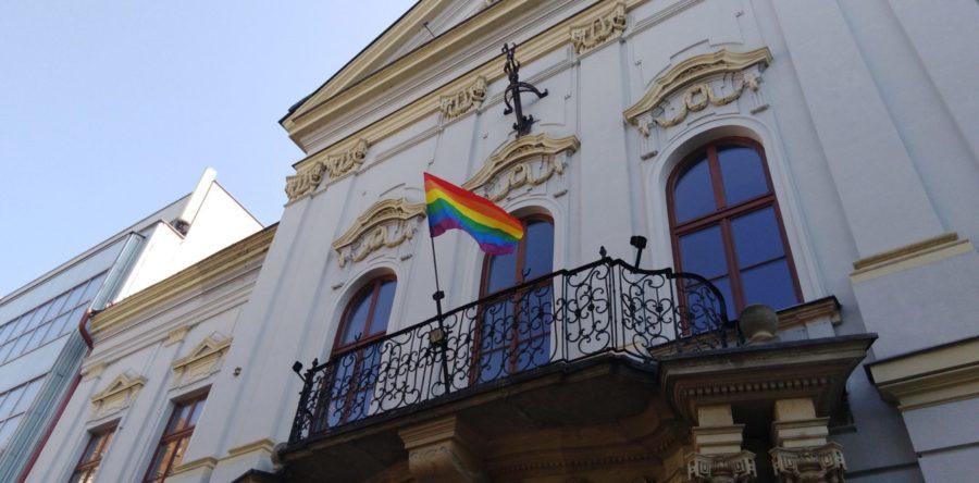 VSG podporuje Pride Košice