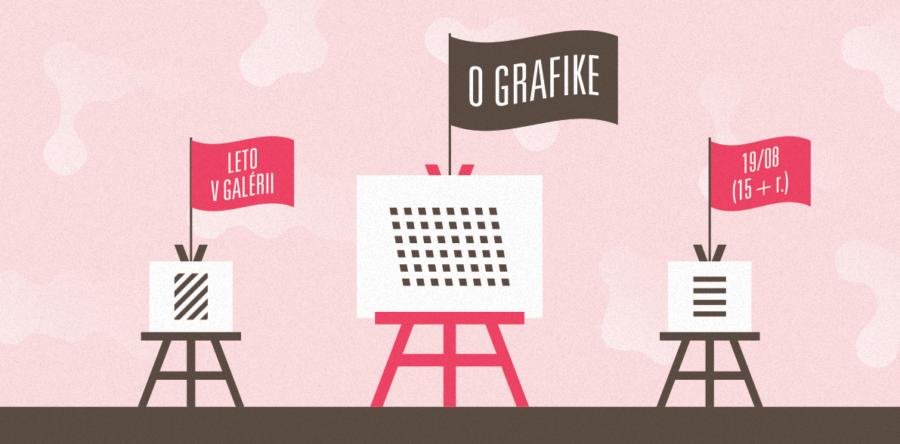 O grafike – kreatívny workshop