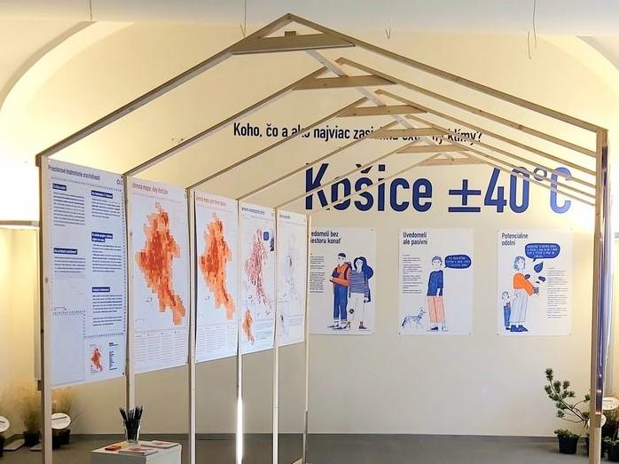 Výstava: Košice ±40°C – Koho, čo a ako najviac zasiahnu extrémy klímy