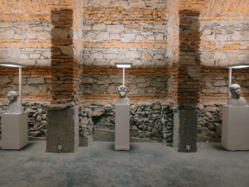 Anna Hulačová – Genesis and other germplasms, instalation