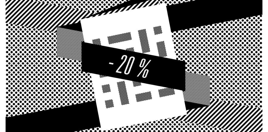 20% zľava na publikácie pre študentov