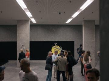 Anna Hulačová – Genesis and other germplasms, opening