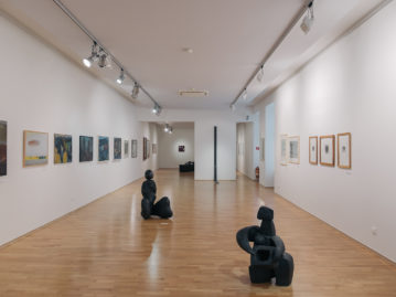 Thaw – 60s from the collections of the Klatovy / Klenová Gallery