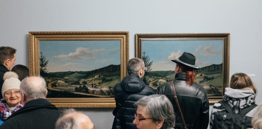 XIX. – 19th Century Art in Eastern Slovakia, opening