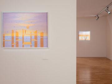 František Veselý – Landscape of a New Kind / Jozef Haščák – Double Transposition