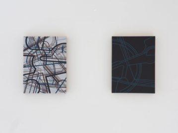 Ján Vasilko Abstract paintings vol. 1