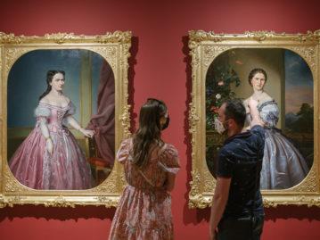 Vernisáž výstavy Klimkovičovci – Príbehy troch generácií