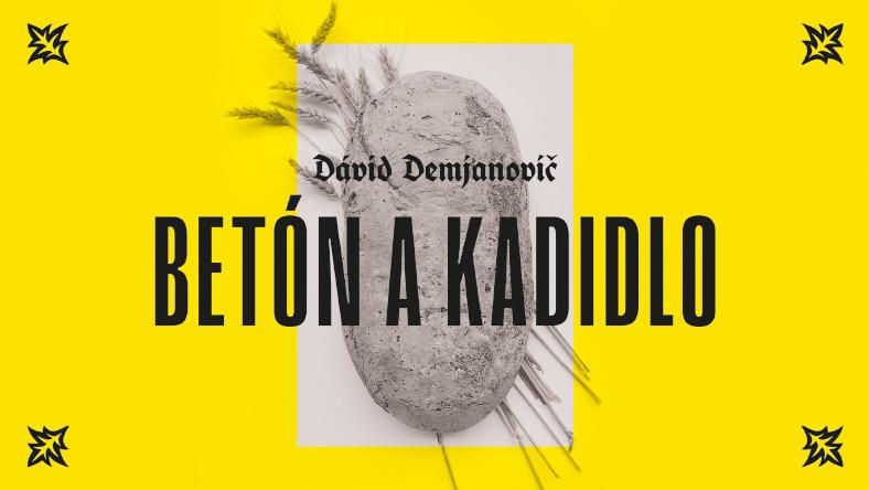 Dávid Demjanovič – Concrete and incense